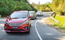 """Thị trường ô tô Việt đón """"bão giảm giá"""": Suzuki Ertiga chạm sàn, Subaru Forester """"bay màu"""" gần 160 triệu đồng"""
