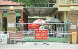 CLIP: Cận cảnh Bệnh viện Bắc Thăng Long ngừng tiếp nhận bệnh nhân do ca bệnh Covid-19