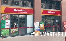 Siêu thị Vinmart+ bắt đầu đổi tên thành Winmart+, mở cả kiosk Phúc Long kế bên