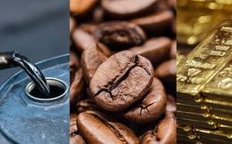 Thị trường ngày 8/6: Giá dầu, đồng, quặng sắt, cà phê... đồng loạt giảm sâu, vàng tăng