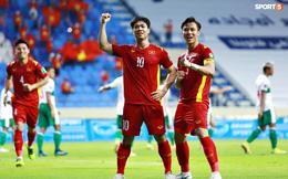 Những màn ăn mừng đầy kiêu hãnh của ĐT Việt Nam trong trận vùi dập Indonesia