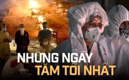 """Ấn Độ trong những ngày tăm tối nhất: Phóng viên CNN chia sẻ những gì tận mắt chứng kiến về """"địa ngục Covid"""" giữa làn sóng dịch bệnh thứ 2"""