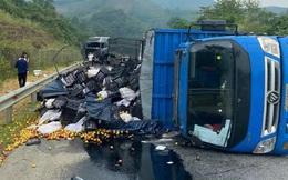 Tai nạn liên hoàn trên cao tốc Nội Bài - Lào Cai, giao thông tê liệt nhiều giờ
