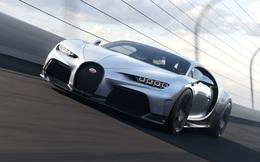 Siêu phẩm Bugatti Chiron Super Sport ra mắt: Giới hạn 60 xe, giá 3,9 triệu USD