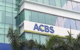 Chứng khoán ACB (ACBS) sắp được tăng vốn thêm 1.500 tỷ đồng
