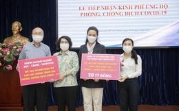 Vạn Thịnh Phát, LaviFood, ABC Bakery và Tập đoàn Grove chung tay ủng hộ tuyến đầu chống dịch