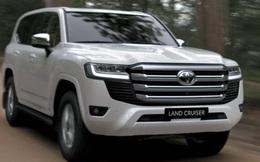 Toyota Land Cruiser 2022 giá dự kiến hơn 4 tỷ đồng tại Việt Nam: Có thể ra mắt ngay tháng này, nhập khẩu Nhật Bản