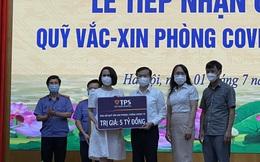 4 ngân hàng được Kho bạc Nhà nước gửi một phần tiền từ Quỹ vaccine