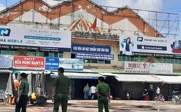 Đồng Nai tạm dừng hoạt động 5 chợ lớn