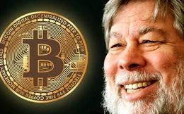 """Đồng sáng lập Apple: Bitcoin là một """"phép màu"""", tốt hơn vàng"""