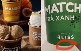 """Bị review """"giao kem sai dung lượng in trên hộp"""", một thương hiệu kem nổi tiếng ở Sài Gòn lên tiếng giải thích, bất ngờ nhất là thái độ của cư dân mạng"""