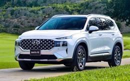 """Hyundai bán hơn 5.500 xe trong tháng 6, Accent và Santa Fe vẫn là """"ngôi sao"""""""