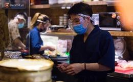 """Các nhà hàng, quán ăn ở Hà Nội sau chỉ thị dừng bán tại chỗ: """"Chúng tôi phải cho hơn 2/3 nhân viên nghỉ việc"""""""
