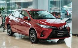 Sedan cỡ nhỏ tại Việt Nam: Toyota Vios tăng tốc