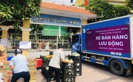 Hỗ trợ người dân Tp.HCM mua hàng thiết yếu: AEON Việt Nam triển khai siêu thị lưu động từ ngày 13/7 tại 4 điểm thuộc 3 quận