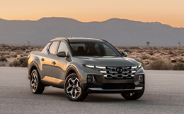 Bán tải đầu tiên của Hyundai có giá bán từ 24.000 USD