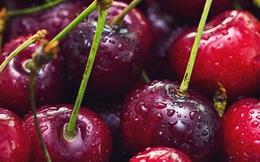Đừng bao giờ phạm phải sai lầm này khi ăn quả cherry vì có thể khiến bạn ngộ độc, thậm chí tử vong
