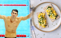 """Thử tập luyện và ăn uống như """"siêu kình ngư"""" Michael Phelps, tôi nhận về kết quả bất ngờ chỉ sau 1 tuần: Hóa ra để có một cơ thể khỏe mạnh không khó!"""