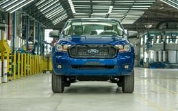 Ford Ranger lắp ráp tại Việt Nam ra mắt, giá vẫn từ 616 triệu