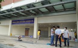 Ảnh: Bên trong Trung tâm Hồi sức Covid-19 với 1.000 giường, chuyên trị những ca bệnh nguy kịch tại TP.HCM