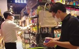 NTK Thái Công đi siêu thị trong mùa dịch liên tục kêu trời vì giá quá đắt, tổng số tiền lúc thanh toán gây sốc nặng