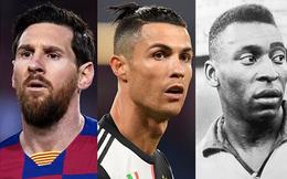 Top 5 cầu thủ có sức ảnh hưởng làm thay đổi lịch sử bóng đá thế giới