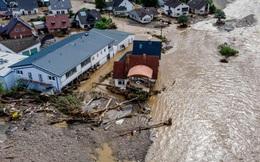 Những hình ảnh khủng khiếp trong đợt mưa lũ lịch sử làm 120 người chết ở Tây Âu