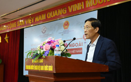 Thứ trưởng Bộ KHCN: Chúng tôi đặt đề bài cho cộng đồng khởi nghiệp hãy giải quyết các vấn đề trong thời đại chúng ta chống chọi với Covid