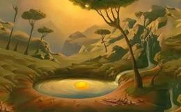 Khi nhìn vào bức tranh bạn bị thu hút bởi điều gì? Người có trí tuệ và sáng suốt sẽ đưa ra đáp án này