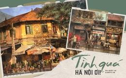 Bộ tranh Hà Nội có sức lan toả nhất lúc này: Một thủ đô đẹp thổn thức qua góc nhìn của người con Sài Gòn