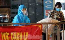 Hà Nội phong tỏa chợ thuốc lớn trên phố Láng Hạ do liên quan ca COVID-19