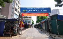 Thiên đường mua sắm của sinh viên Hà Nội 'cửa đóng then cài' giữa đại dịch COVID-19