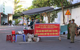 Đà Nẵng phát hiện 2 chuỗi lây nhiễm mới chưa rõ nguồn lây liên quan bảo vệ Điện Máy Xanh và tiểu thương cảng cá Thọ Quang