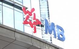 MB báo lãi 6 tháng tăng gấp rưỡi cùng kỳ, nợ có khả năng mất vốn giảm mạnh gần 60%