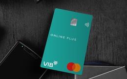 Mua sắm online, lợi ích gấp đôi với thẻ tín dụng VIB