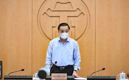 """Chủ tịch Hà Nội: """"Mọi người dân đều bình đẳng về quyền lợi tiêm vaccine Covid-19"""""""