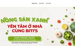 Tấp nập đưa nông sản lên sàn TMĐT, chuỗi Di động Việt, Bitis… cũng tham gia bán rau củ quả online