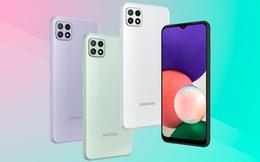 Smartphone 5G giá rẻ nhất của Samsung lên kệ tại Việt Nam