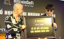 """Thủ lĩnh đa cấp tiền số BitcoinDeFi bất ngờ """"mất sóng"""", DJ nổi tiếng xóa bài đăng quảng cáo"""