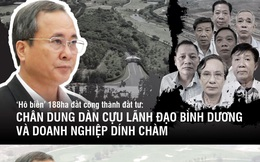 'Hô biến' đất công thành đất tư: Chân dung dàn cựu lãnh đạo Bình Dương 'dính chàm'