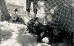 Hà Nội: Lại thêm vụ áo chống nắng cuốn vào bánh xe, người phụ nữ gặp tai nạn thương tâm, chân gãy gập đầy kinh hãi