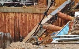 Nổ đường ống dẫn nước gây sạt lở nghiêm trọng ngay trung tâm TP Đà Lạt