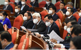 Khai mạc Hội nghị Trung ương 3: Kiện toàn nhân sự để trình ra Quốc hội