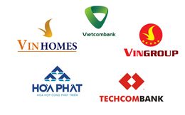 Sau 3 năm, vốn VinHomes lại lớn hơn Vingroup, giá trị của TCB vượt qua cả BIDV lẫn Vietinbank