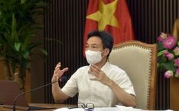 Phó Thủ tướng Vũ Đức Đam: TP.HCM kiểm soát chặt chẽ người ra vào thành phố