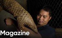 """Đi tìm công bằng cho tê tê - Câu chuyện đầy xúc động của Nhà bảo tồn đầu tiên tại Việt Nam giành giải thưởng danh giá """"Nobel xanh"""""""