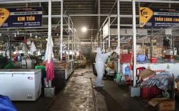 Chợ đầu mối Bình Điền tạm đóng cửa từ 8 giờ sáng 6-7