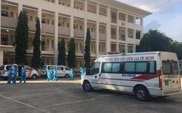 TPHCM: 4 Bệnh viện dã chiến điều trị COVID-19 quy mô 12.000 giường đi vào hoạt động