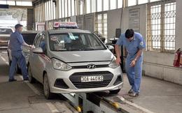 Hơn 171.000 xe ô tô không đạt chuẩn an toàn khi đăng kiểm