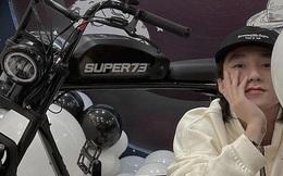 Chiếc xe đạp điện đón tuổi 27 của Sơn Tùng M-TP có gì đặc biệt mà đắt gấp 4 lần xe máy điện VinFast?